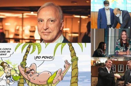 O FINO DA POLÍTICA | Belmonte foge dos políticos como o diabo foge da cruz