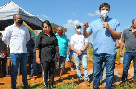 PROGRAMA HABITACIONAL | Rafael Prudente entrega escrituras e anuncia a construção de 1,5 mil moradias em Samambaia