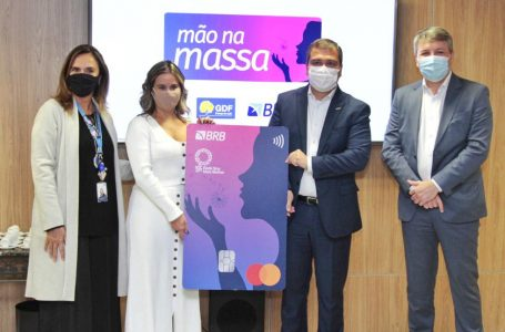 MÃO NA MASSA | BRB e Sec. da Mulher lançam programa de empreendedorismo para mulheres em situação de vulnerabilidade
