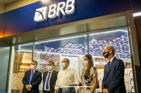 NOVO MODELO DE ATENDIMENTO | BRB inaugura agência inovadora e com mais agilidade na prestação dos serviços