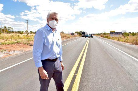 EM SETE MESES | Governo Caiado recuperou mais de 1,3 mil km de rodovias goianas