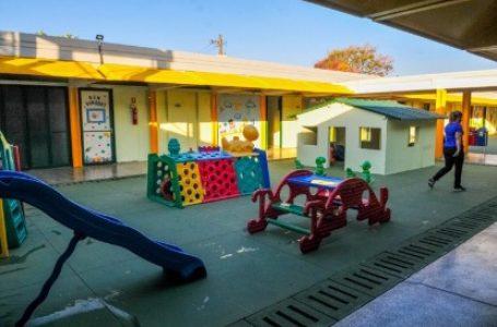VOLTA ÀS AULAS | Ibaneis inaugura escola no Areal para atender crianças de 3 a 5 anos