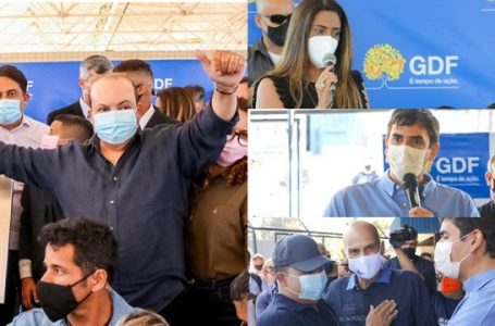 O FINO DA POLÍTICA | Ibaneis está pronto para encarar seus opositores