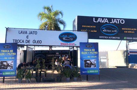 EMPRESAS & MARCAS   Boutique Auto completa 3 anos em Águas Claras e passa a oferecer serviço de troca de óleo