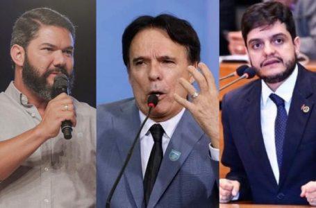 ELEIÇÕES 2022   Bispo Lucas Cunha, genro de Rodovalho, pode tomar vaga de Delmasso na CLDF