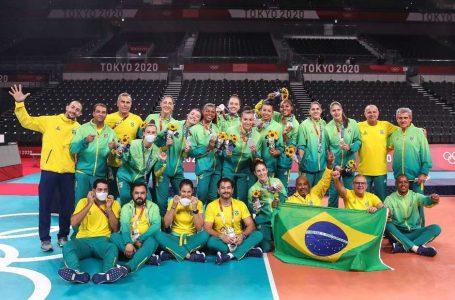 JOGOS DE TÓQUIO | Vôlei e Boxe encerram melhor participação do Brasil em Olímpiada com pratas