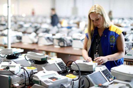 DEMONSTRAÇÃO PÚBLICA   Justiça eleitoral vai mostrar segurança de urnas eletrônicas em eleições fora de época no Rio de Janeiro