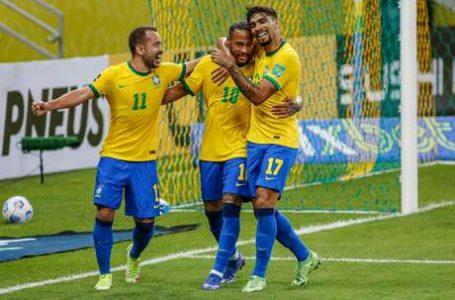 COPA DO CATAR 2022 | Seleção brasileira bate o Peru por 2 a 0 e segue invicta nas eliminatórias