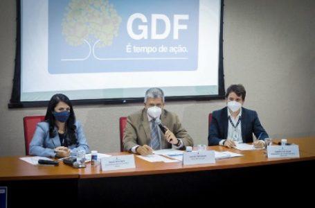 VACINAÇÃO NO DF   GDF antecipa aplicação da 2ª dose da AstraZeneca e Pfizer para quem tem data marcada até 24 de setembro