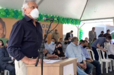 O ENTORNO É CAIADO | Prefeitos da região exaltam comprometimento do governador e apoiam sua reeleição
