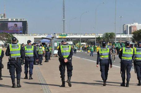 MAIS MANIFESTAÇÕES | Secretaria de Segurança reforça policiamento na região central do Plano Piloto para atos políticos de domingo (12)