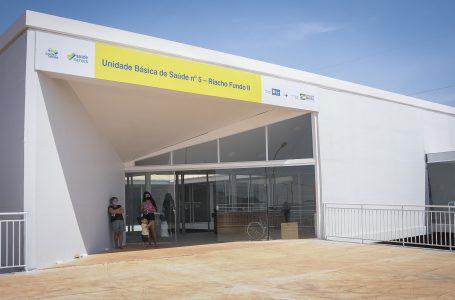 MODERNA E SUSTENTÁVEL | UBS do Riacho Fundo II construída pelo governo Ibaneis é destaque em site de arquitetura internacional