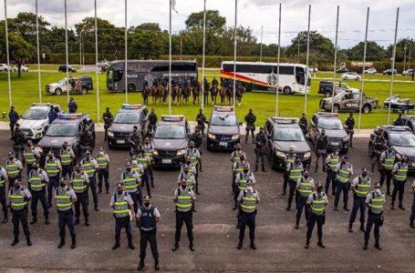 7 DE SETEMBRO   GDF divulga esquema especial de segurança para garantir atos populares