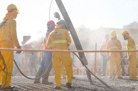 TÚNEL DE TAGUATINGA   Obras chegam a 45% de execução e entram na fase de concretagem da laje