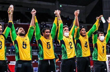 JOGOS PARALÍMPICOS DE TÓQUIO | Seleção masculina de Goalball vence a China e conquista ouro inédito