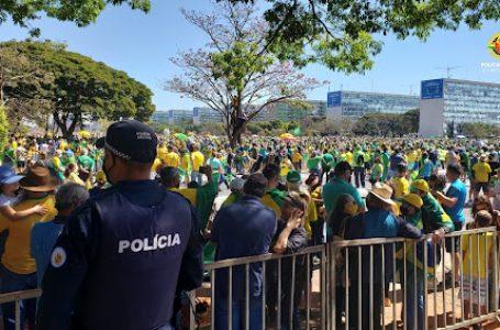 7 DE SETEMBRO   Ministério Público do DF recomenda que PMs fora de serviço sejam proibidos de participar de manifestações