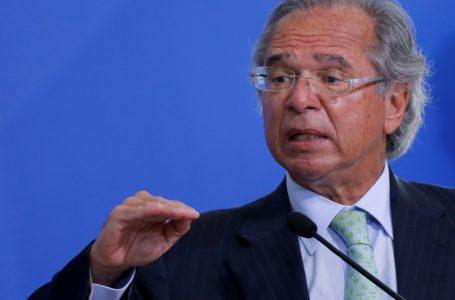 NOS EUA   Paulo Guedes afirma que a alta da inflação é culpa da comida e energia