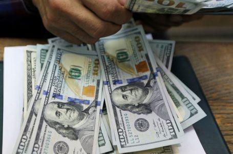 SÓ SUBINDO   Dólar continua em alta e quase chega a R$ 5,50 nesta terça (5)