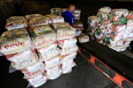 SEGURANÇA ALIMENTAR   Governo Caiado entrega 70 mil cestas básicas no mês de setembro para famílias em vulnerabilidade social