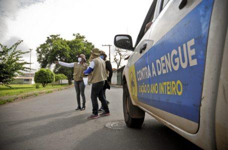 COMBATE AO MOSQUITO   DF se prepara para enfrentar a dengue no período de chuvas