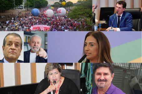 O FINO DA POLÍTICA | Flávia Arruda pode trair Ibaneis e se candidatar ao GDF em 2022