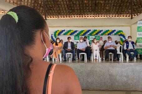 MÃES DE GOIÁS   Ronaldo Caiado lança programa que vai atender 30 mil mães em situação de vulnerabilidade na região do Entorno